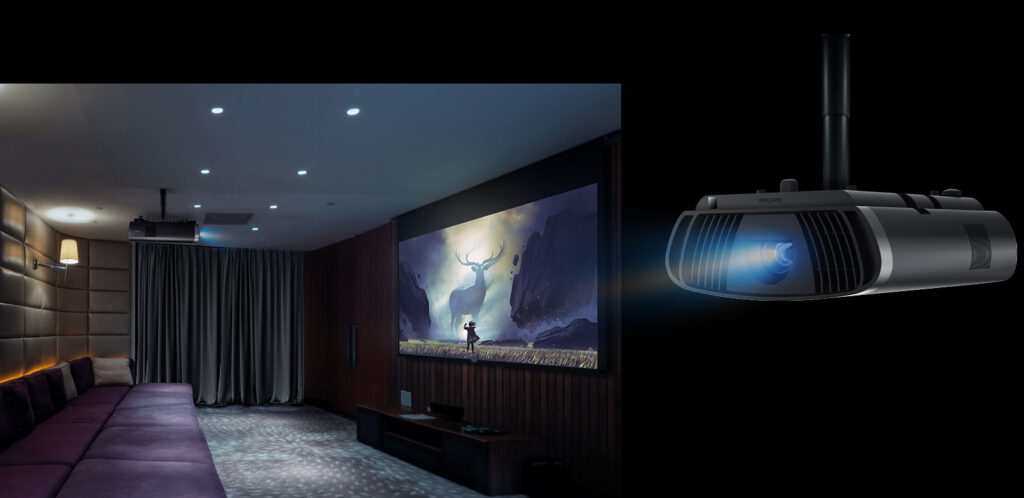 Máy chiếu thông minh ViewSonic X100-4K