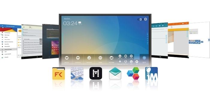 màn hình tương tác thông minh