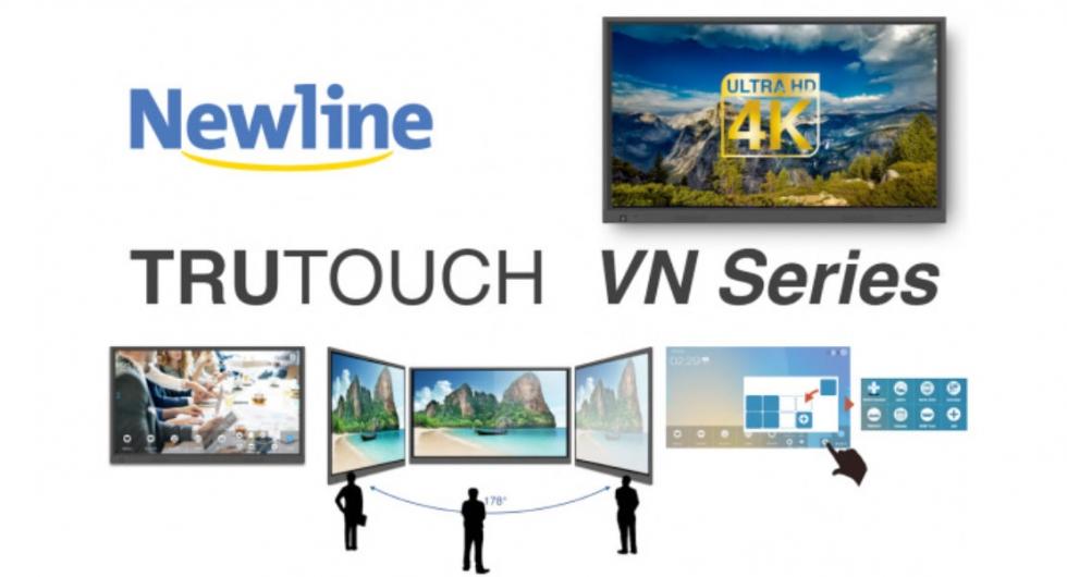màn hình tương tác Newline