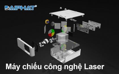 Máy chiếu hiện đại công nghệ laser