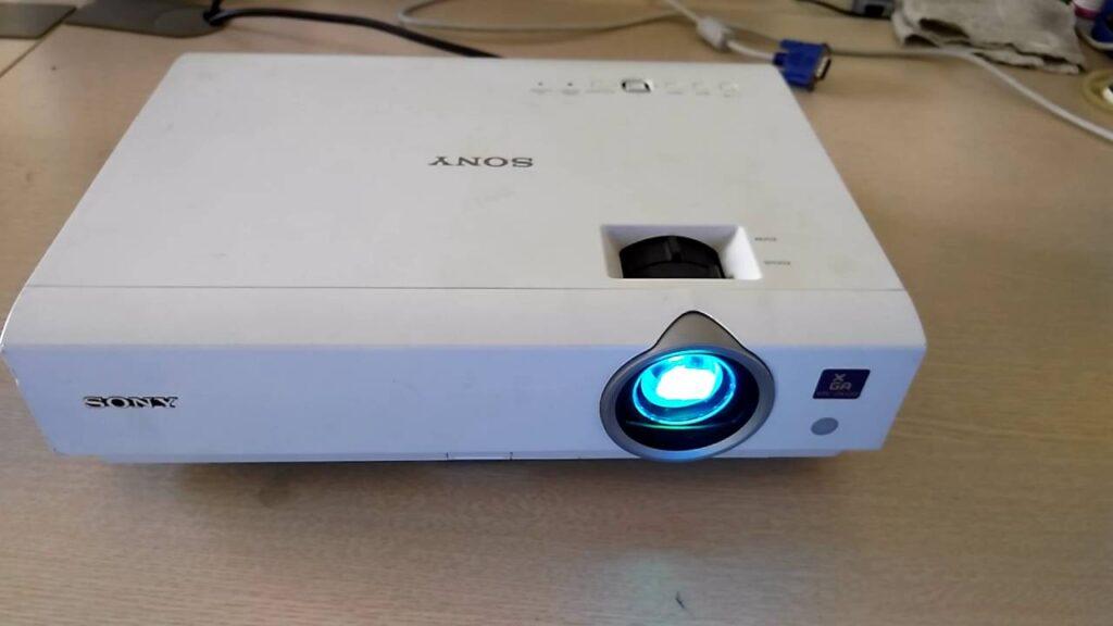 Công suất máy chiếu
