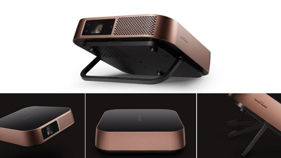 Máy chiếu hiện đại ViewSonic M2