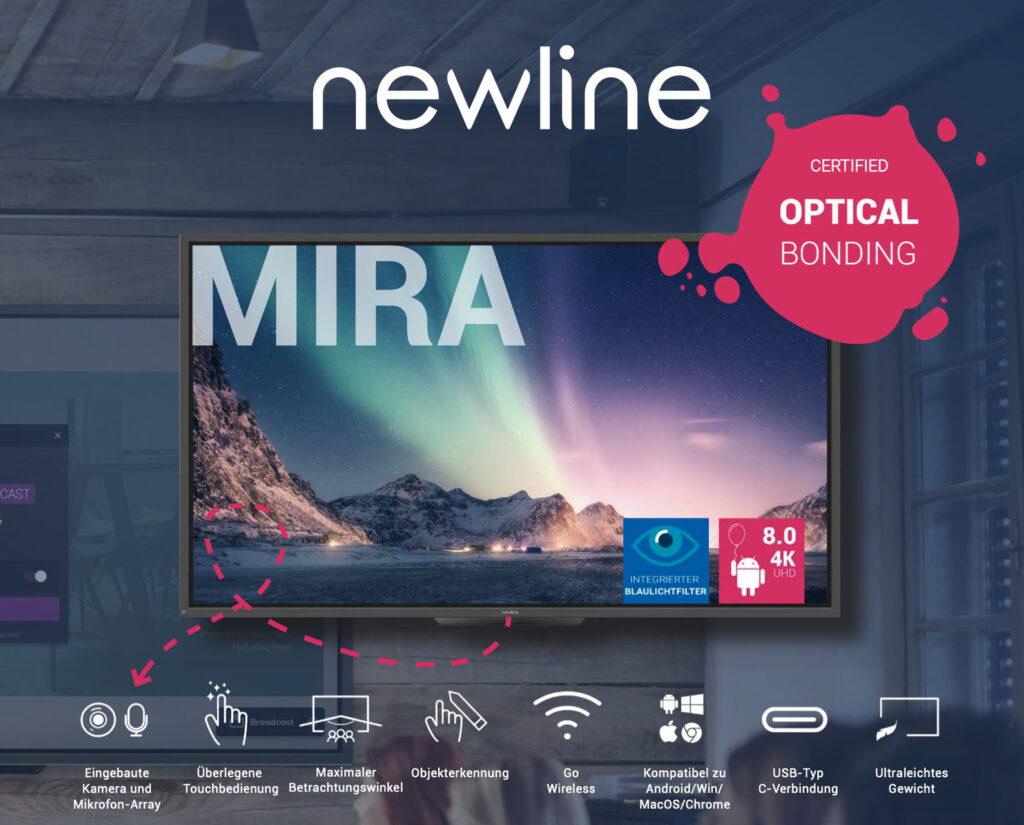 Màn hình tương tác Newline Mira