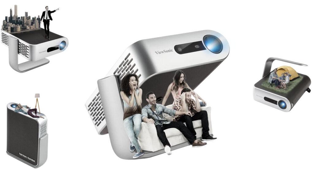 ViewSonic - nhà cung cấp máy chiếu DLP hàng đầu thế giới
