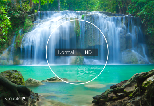 Máy chiếu full hd 1080p