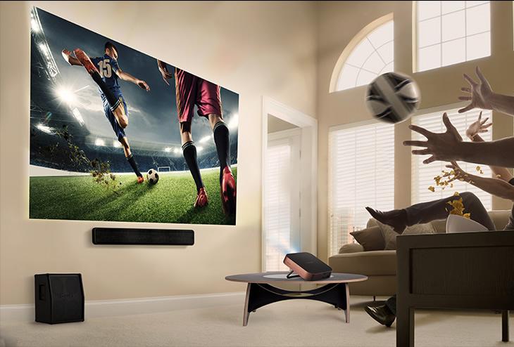 Máy chiếu Android thông minh ViewSonic M2e