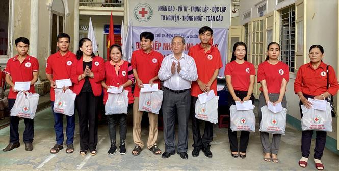 Hội chữ Thập đỏ Việt Nam